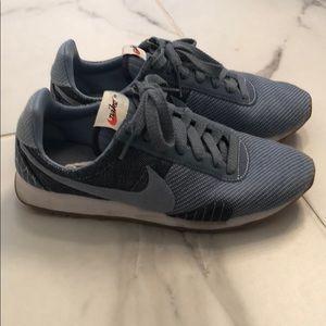 Denim Nike sneakers